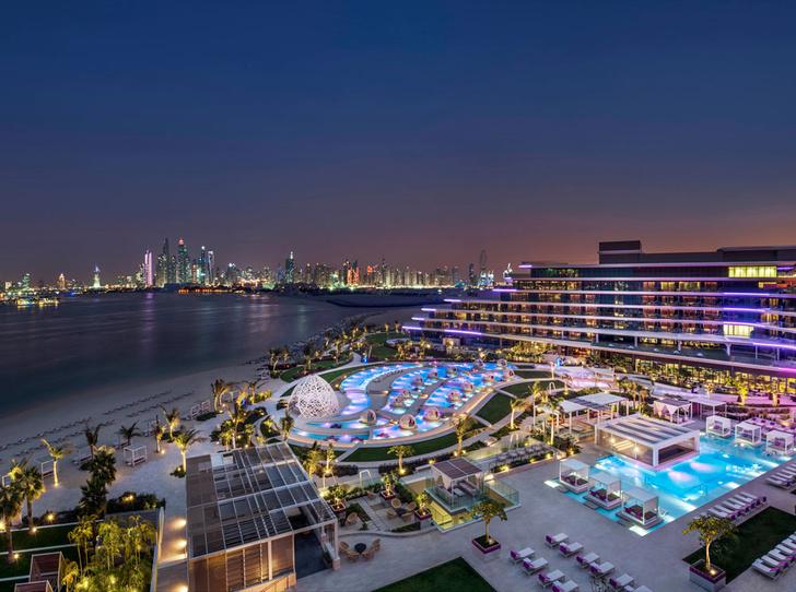 Фото №6 - От заката до рассвета: атмосферный курорт в самом сердце Дубая