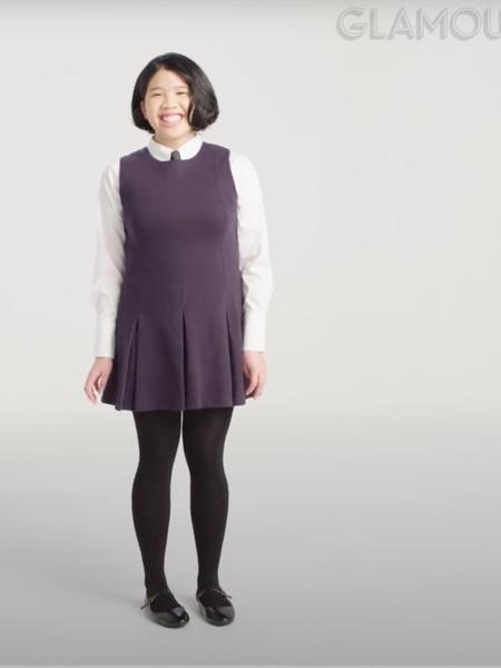Фото №2 - Видео дня: как менялась школьная форма для девочек на протяжении последних ста лет