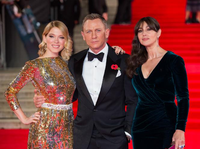 Фото №1 - В Лондоне состоялась премьера «007: Спектр»