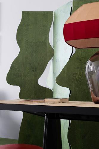 Фото №7 - Новая экспозиция в лофте VitraHaus от студии Charlap Hyman & Herrero