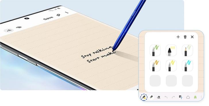 Фото №3 - 10 функций Galaxy Note10, о которых тебе нужно знать
