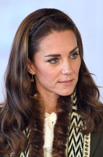 Фото №3 - Драгоценности герцогини: любимые ювелирные бренды Кейт Миддлтон
