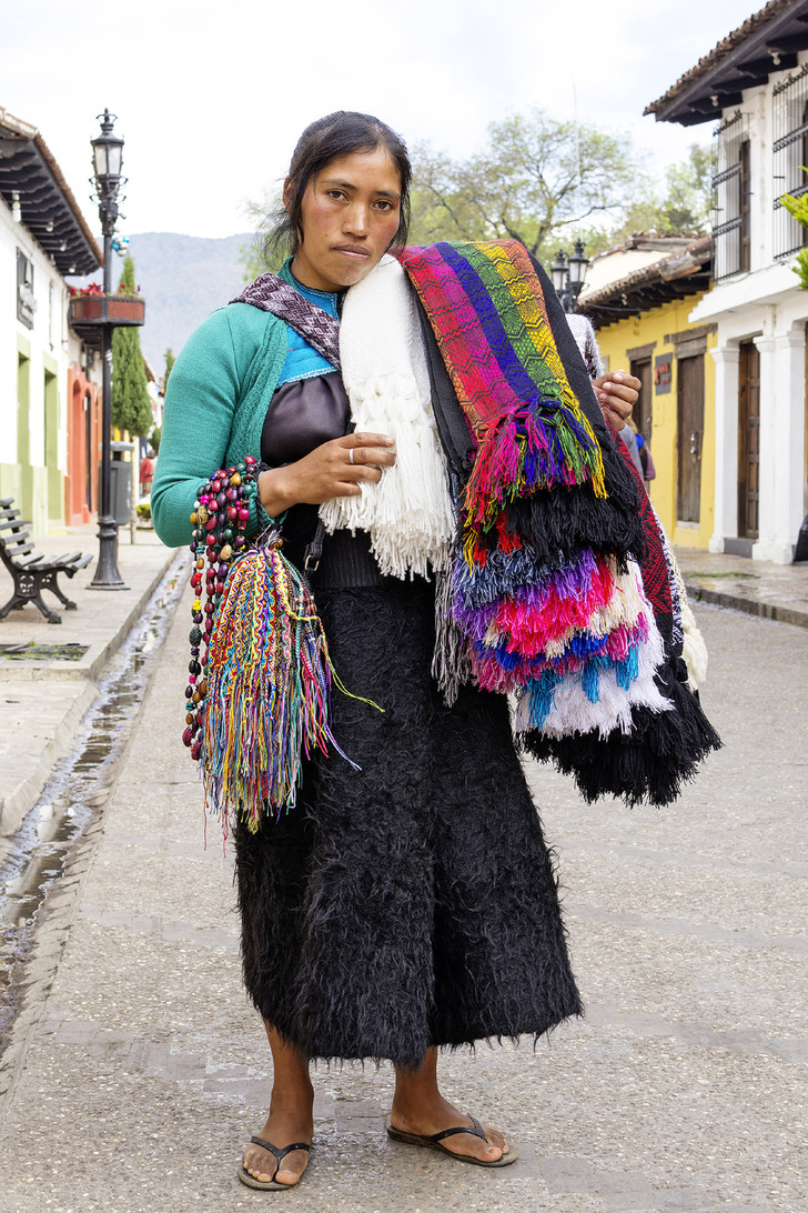 Фото №5 - Новый мир в штате Чьяпас: жизнь революционных сапатистов в Мексике