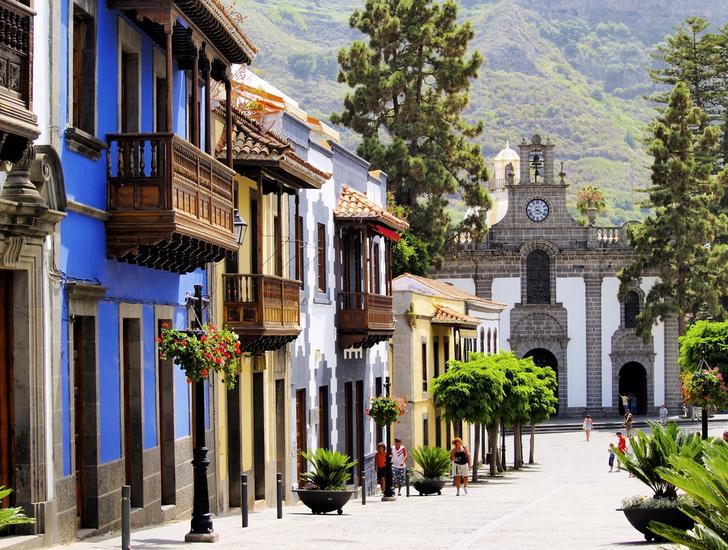 Фото №2 - Идея для отпуска: Испания, остров Гран-Канария