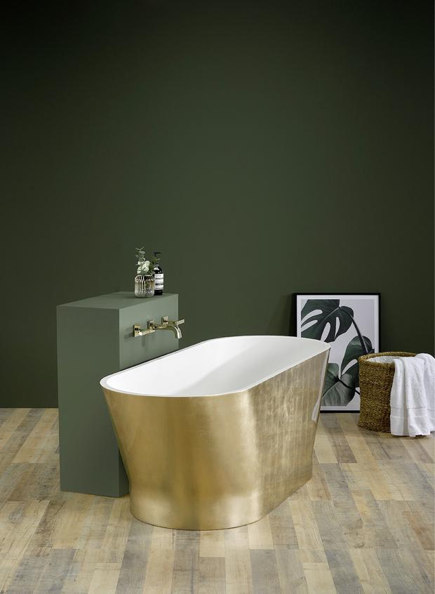 Фото №6 - Полное погружение: ТОП-10 отдельно стоящих ванн