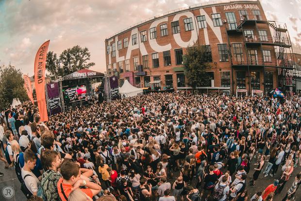 Фото №1 - Фестиваль Rhymes Show пройдет в двух столицах