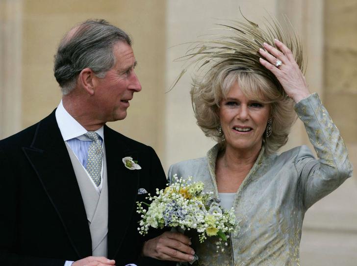 Фото №1 - Кошмар невесты: самый большой страх Камиллы перед свадьбой с Чарльзом