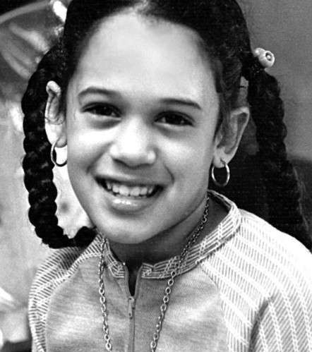 Фото №2 - «Чего ты хочешь? Щвабоды!»: личная история Камалы Харрис— от маленькой девочки до вице-президента США
