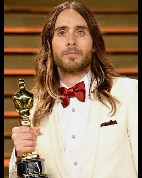 Фото №1 - Джаред Лето потерял свой «Оскар» 😅