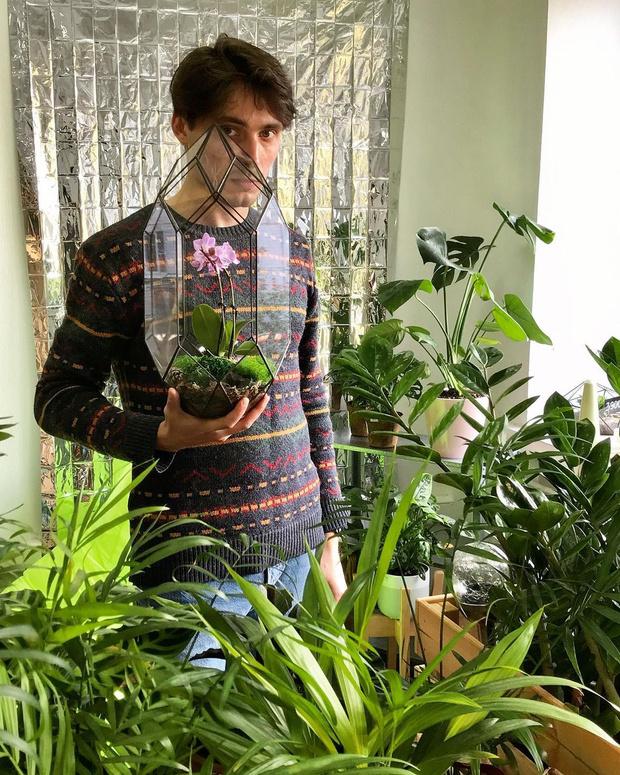 Фото №9 - Весенний флорариум с орхидеей: советы по изготовлению и уходу