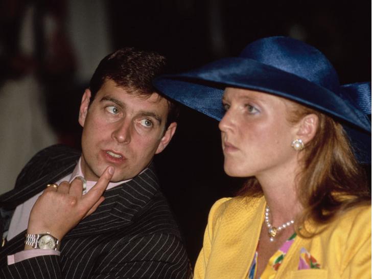 Фото №4 - Привычка жениться: действительно ли Сара Фергюсон и принц Эндрю собираются снова сыграть свадьбу