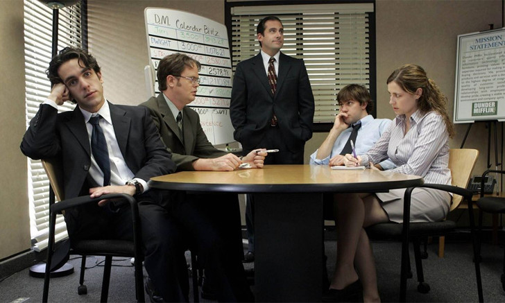 Фото №2 - Что смотреть: лучшие фильмы и сериалы про офисную работу