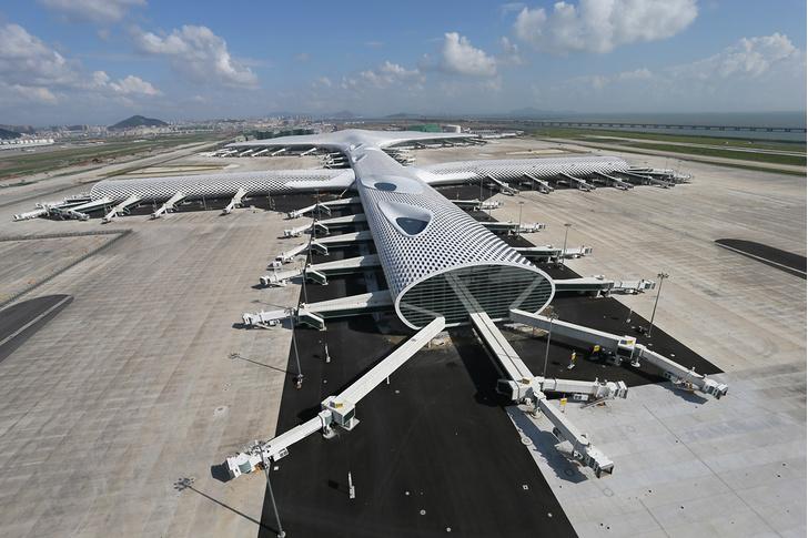 Фото №1 - Самый «зеленый» аэропорт