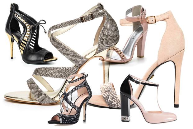 Фото №1 - Топ-30: Туфли на выпускной для тех, кто не боится высоких каблуков