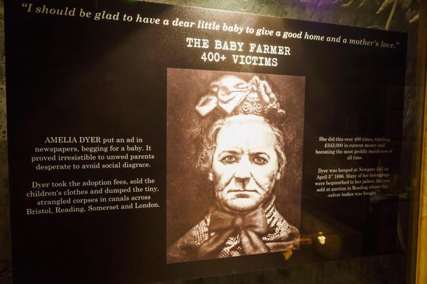 Фото №5 - «Людоедка из Рединга»: история Амелии Дайер— самой жестокой убийцы викторианской эпохи