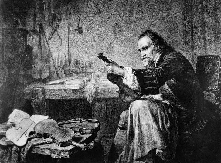 Фото №1 - Современные скрипки звучат не хуже скрипок Страдивари