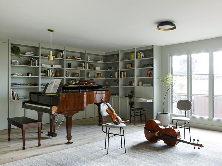 Фото №9 - Дом для музыканта и врача в Калифорнии