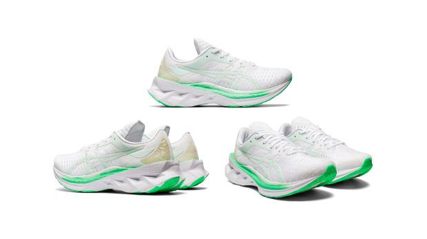 Фото №2 - Новые кроссовки NOVABLAST™ от ASICS— для бега в удовольствие