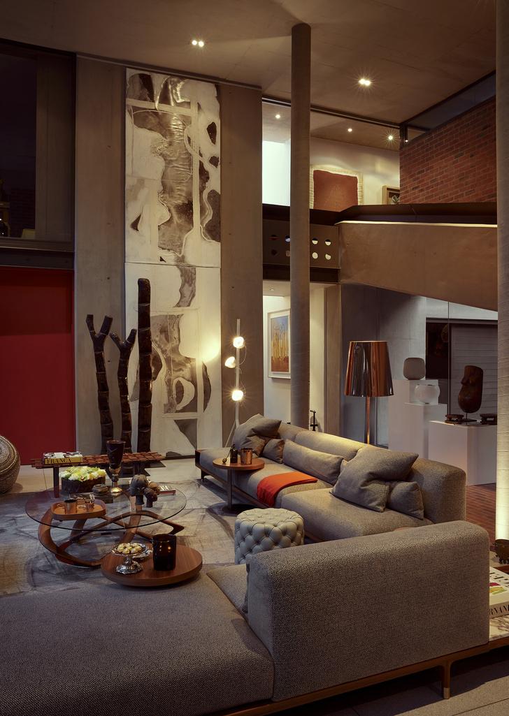Фото №7 - Современный дом в Йоханнесбурге