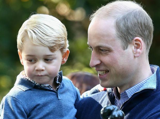 Фото №1 - Почему принц Джордж не получит титул своего отца