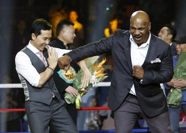 Фото №1 - Майк Тайсон заявил, что собирается вернуться в бокс