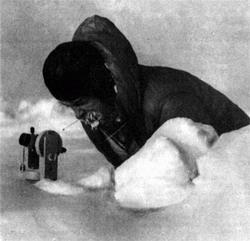 Фото №4 - Наедине с белым безмолвием