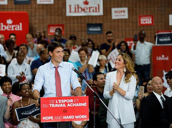 Фото №22 - Почему мир влюблен в канадского премьера Джастина Трюдо