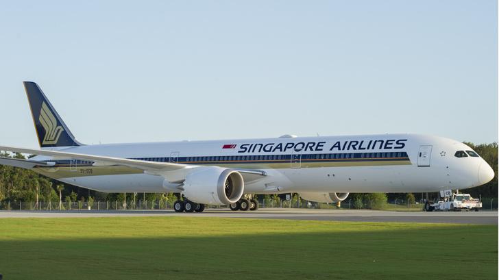 Фото №1 - «Сингапурские Авиалинии» отмечают год полетов в Стокгольм из аэропорта Домодедово