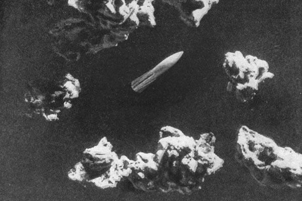 Фото №1 - Путь в космос
