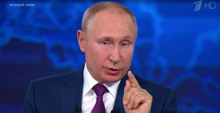 Владимир Путин рассказал об обязательной вакцинации от ковида