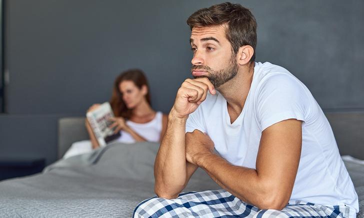Фото №1 - Признаки интимной анорексии и что это такое (на всякий случай проверься)