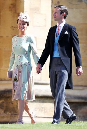 Фото №8 - Свадьба Меган Маркл и принца Гарри: как это было (видео, фото, комментарии)