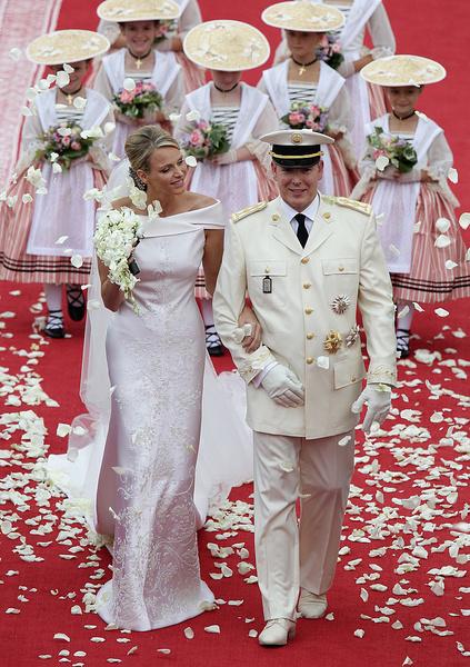 Фото №3 - «Чрезвычайно тяжелое время»: принцесса Монако Шарлен рассказала о борьбе за жизнь