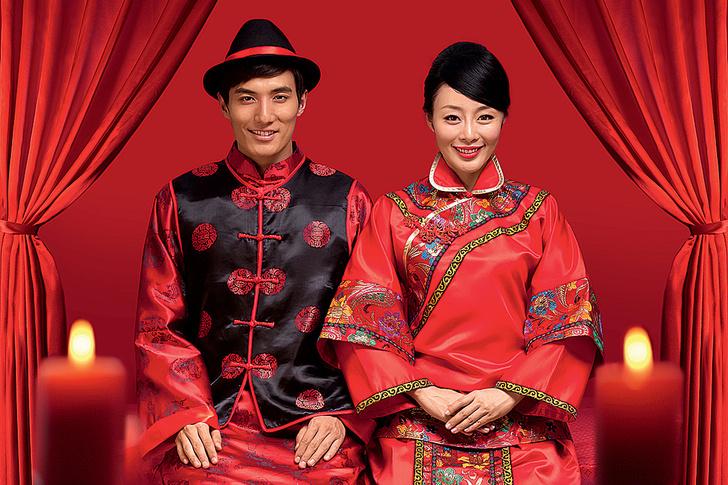 Фото №2 - Свадьбы народов мира: как выглядят молодожены Боливии, Японии, Лаоса и других стран