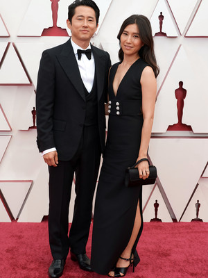 Фото №16 - «Оскар-2021»: самые красивые звездные пары церемонии