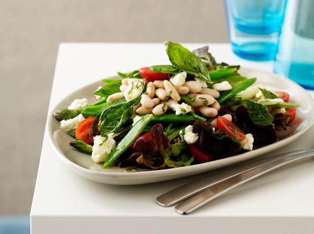Фото №14 - 10 видов зеленого салата и 6 потрясающе простых рецептов с ним