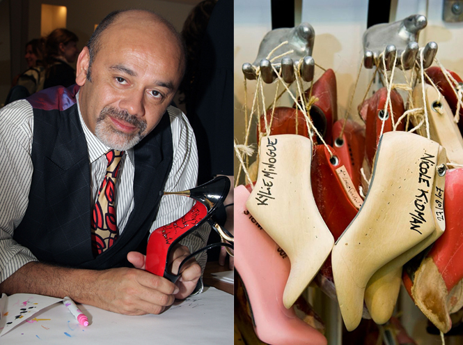 Фото №1 - Обувные бренды звезд, часть 1: Christian Louboutin, Jimmy Choo, Charlotte Olympia