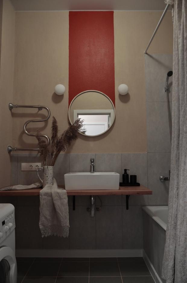 Фото №8 - Минская квартира 48 м² в стиле кинфолк