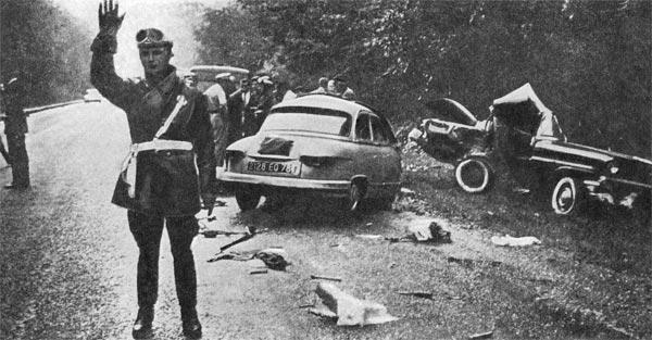 Фото №1 - Смерть на дорогах