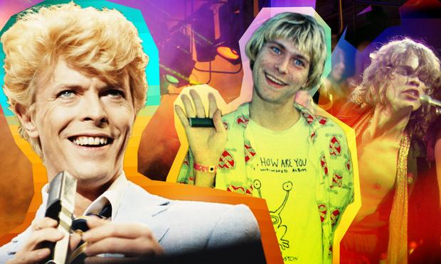 Фото №1 - Знаменитости, которые только притворялись гомосексуалами