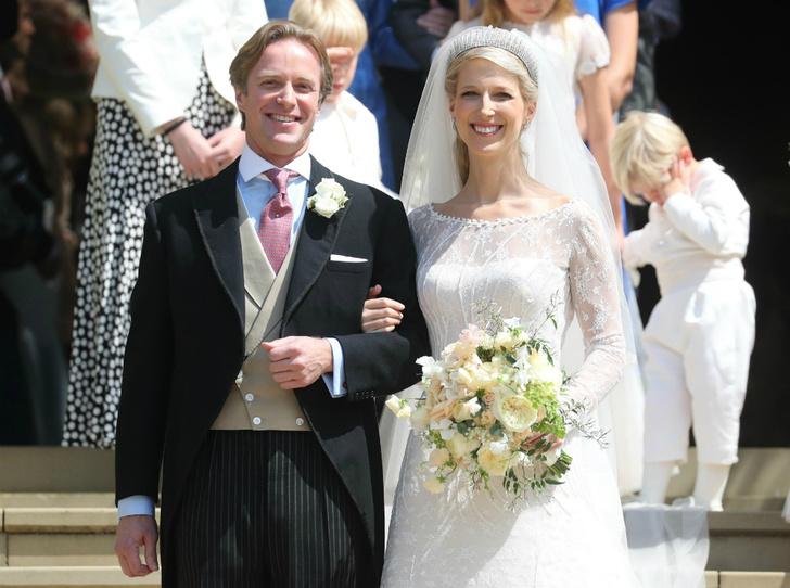 Фото №6 - Свадьба Леди Габриэллы Виндзор и Томаса Кингстона