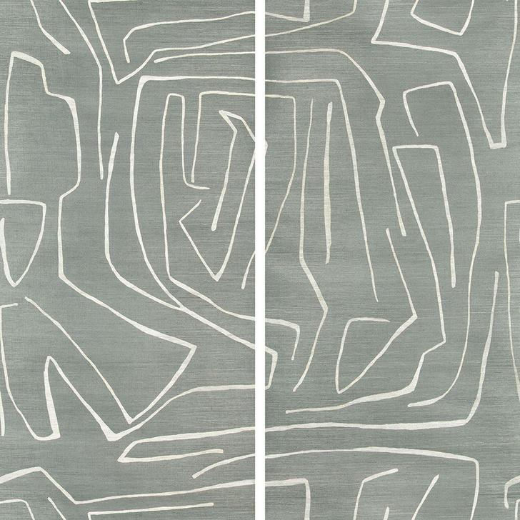 Фото №9 - Новая коллекция ткани и обоев от Келли Уэстлер