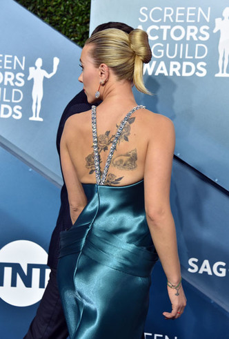 Фото №4 - SAG Awards – 2020: лучшие модные образы церемонии награждения