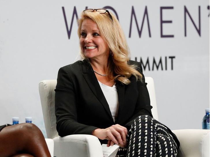 Фото №3 - 5 уроков смелости от женщины-президента SpaceX Гвинн Шотвелл