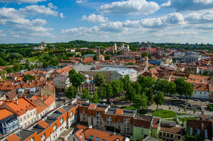 Фото №1 - Сбывшийся сон князя Гедимина: 7 фактов о Вильнюсе