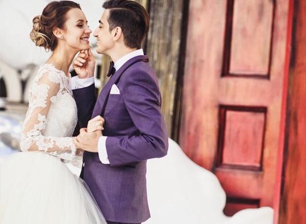 Фото №1 - #FollowMeTo: создатели проекта Мурад Османн и Наталья Захарова поженились