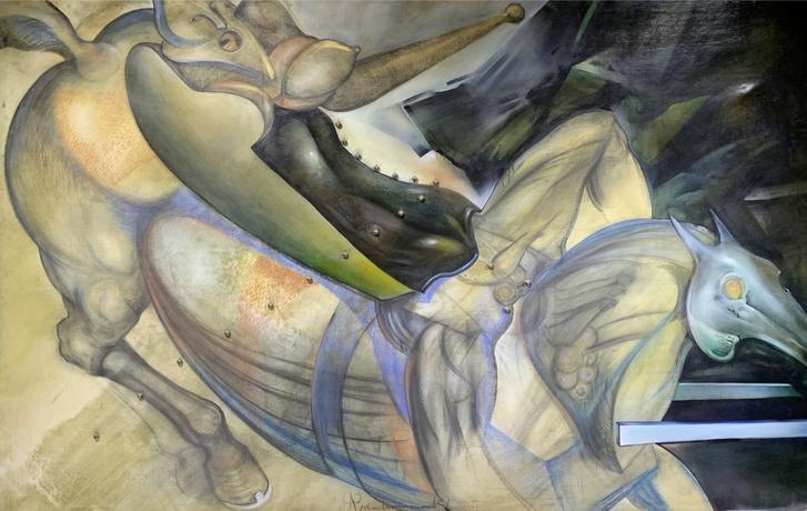 Фото №7 - Выставка Александра Рукавишникова в галерее VS unio