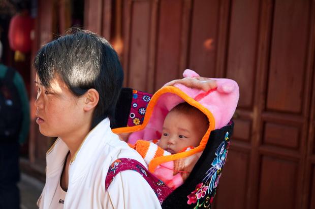 как воспитывают детей в Китае