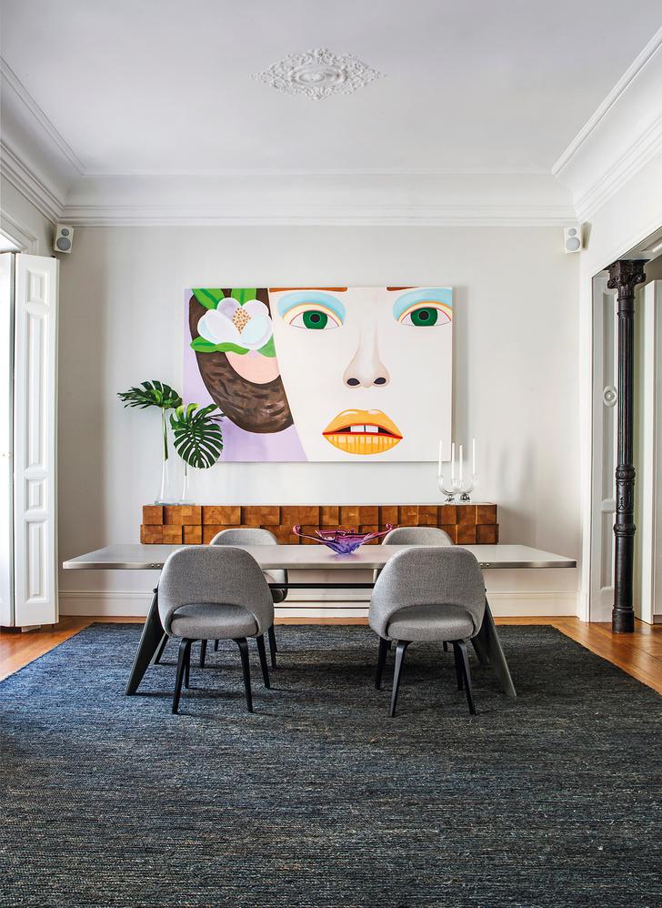 Фото №3 - Квартира для ценителей искусства в Мадриде