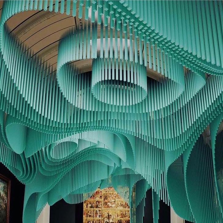 Фото №3 - «Медуза» Су Фудзимото в лондонском Музее Виктории и Альберта